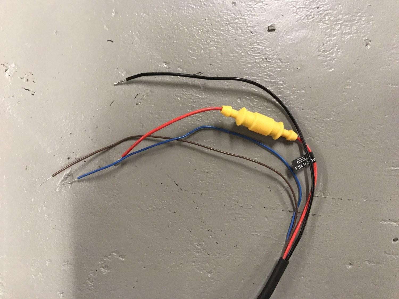 Garmin Striker Plus Electric Wiring