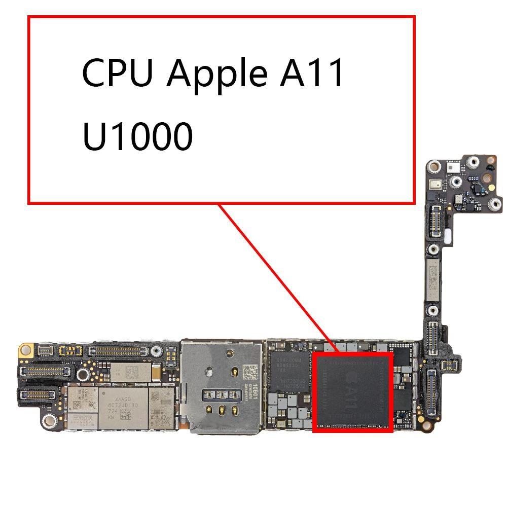 CPU Apple A11 U1000 1024x1150