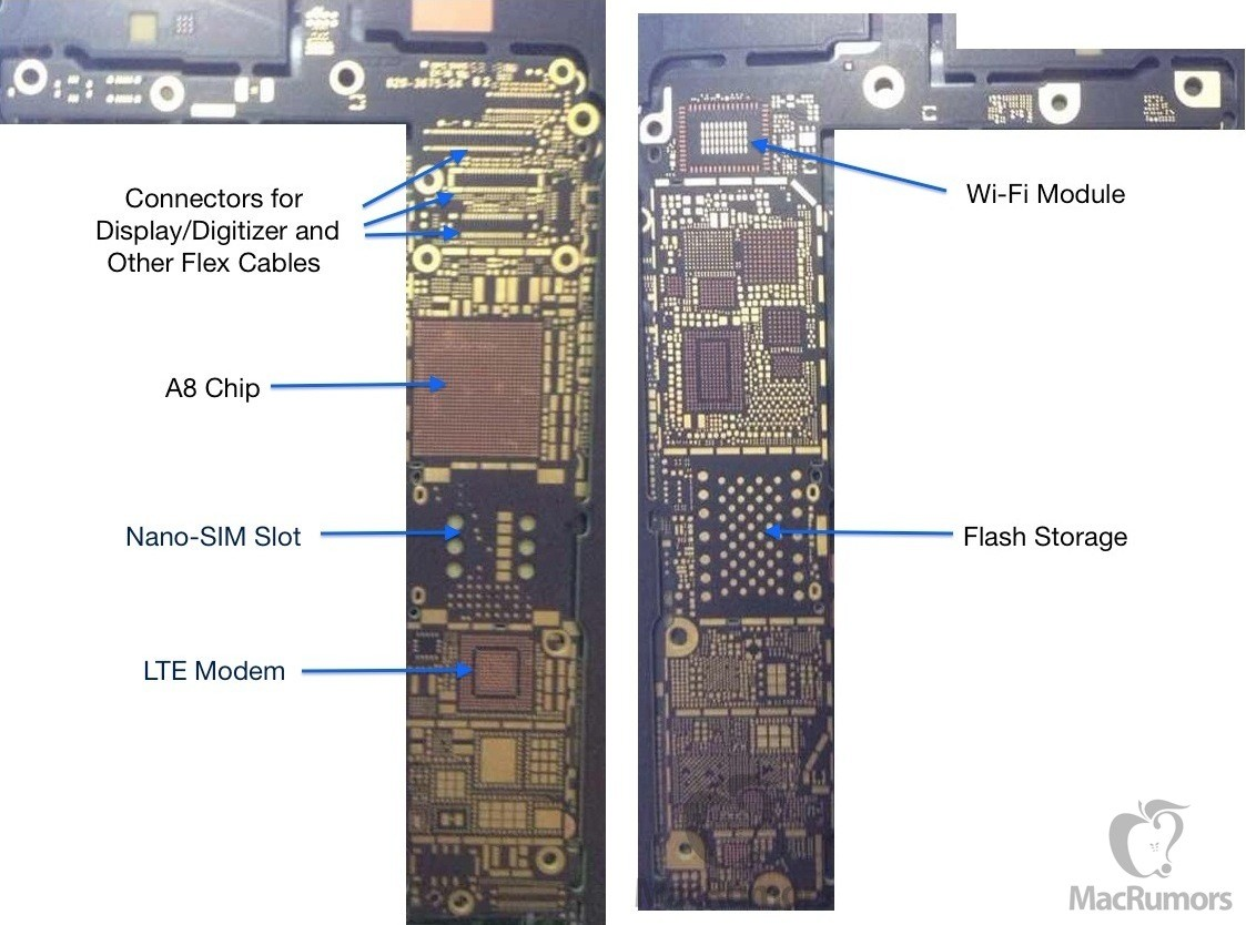 iphone 6 circuit diagram wiring diagram