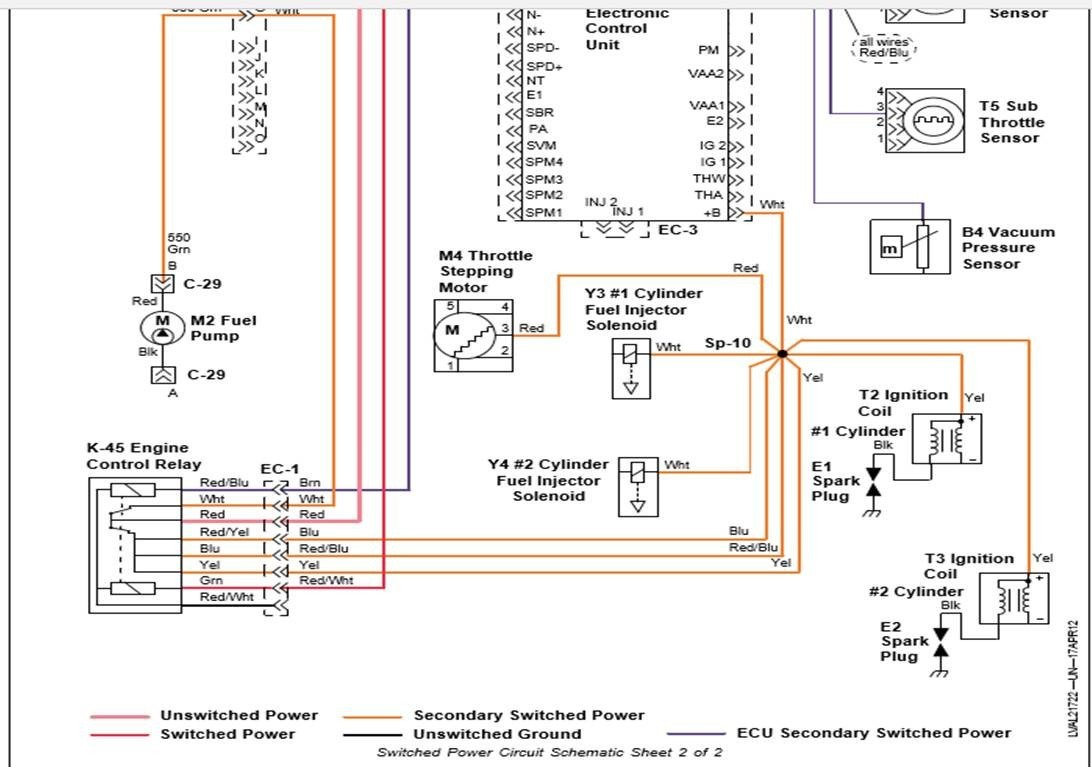 105 john deere wiring schematic wiring diagram