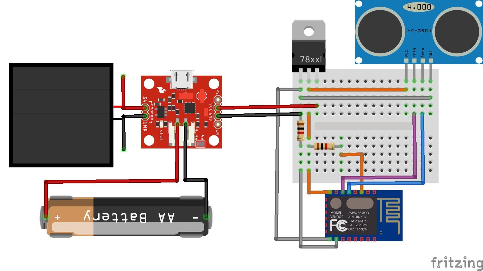 sensor module bb