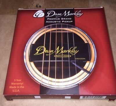 Dean Markley Dean Markley 3015 Promag Grand Acoustic Pickup