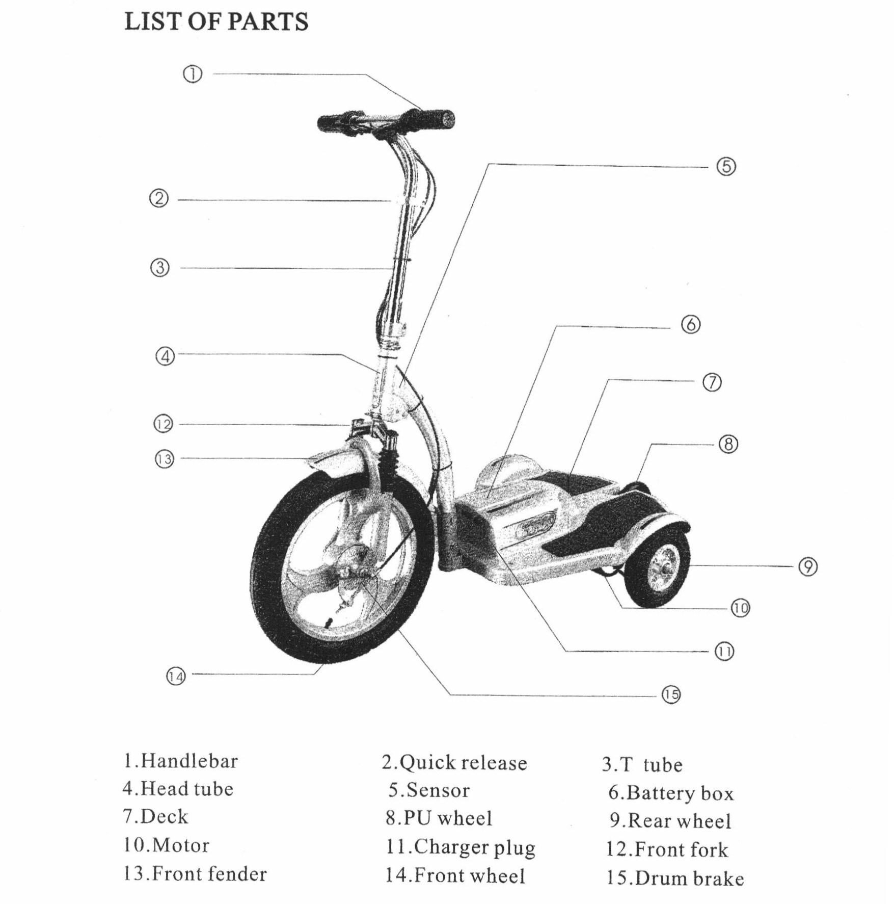 electric wheelchair parts diagram diagrams ew 36 scooter wiring diagram razor of electric wheelchair parts diagram