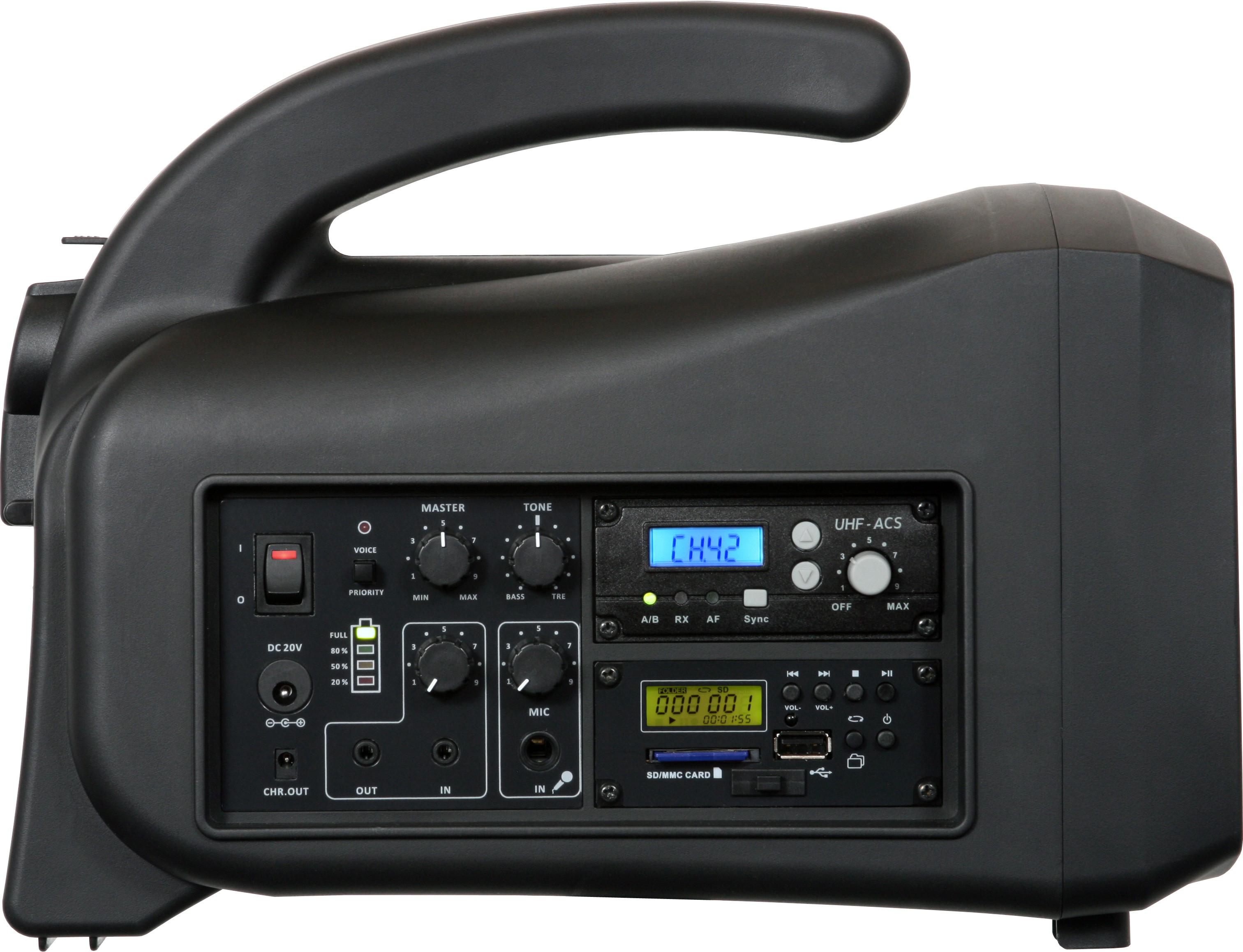 TV5X ControlPanel Side