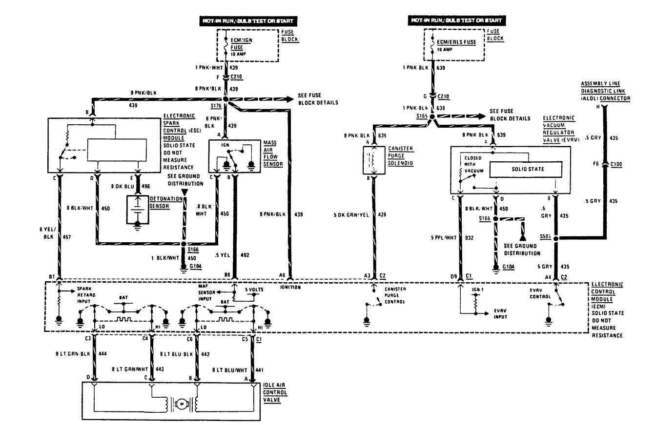 buick century wiring diagrams fuel control v1 1 1998