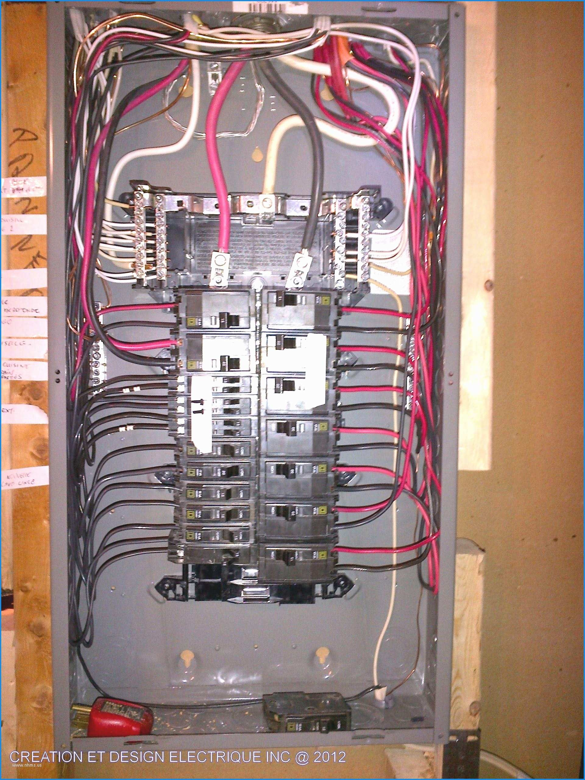 30a load center wiring diagram wiring diagram