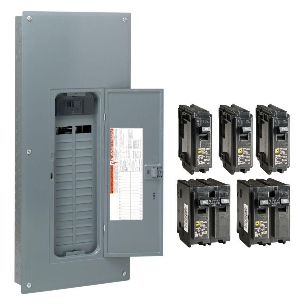 square d main breaker box kits hom3060m150pcvp 64 1000