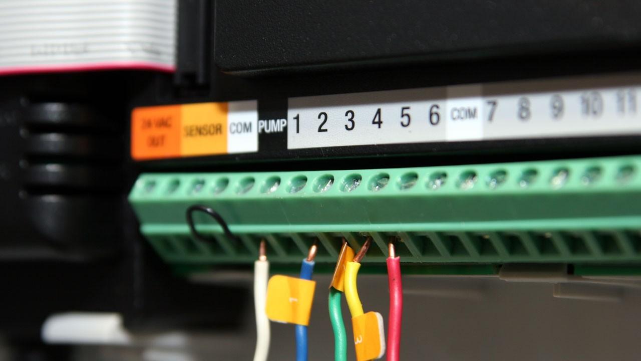 orbit b hyve 12 station wifi sprinkler timer install and setup the