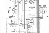 Wrire Schematic for A 1989 Ezgo Textron Model Xi875 Best Of Ezgo Golf Cart Wiring Schematic Wiring Diagram Data
