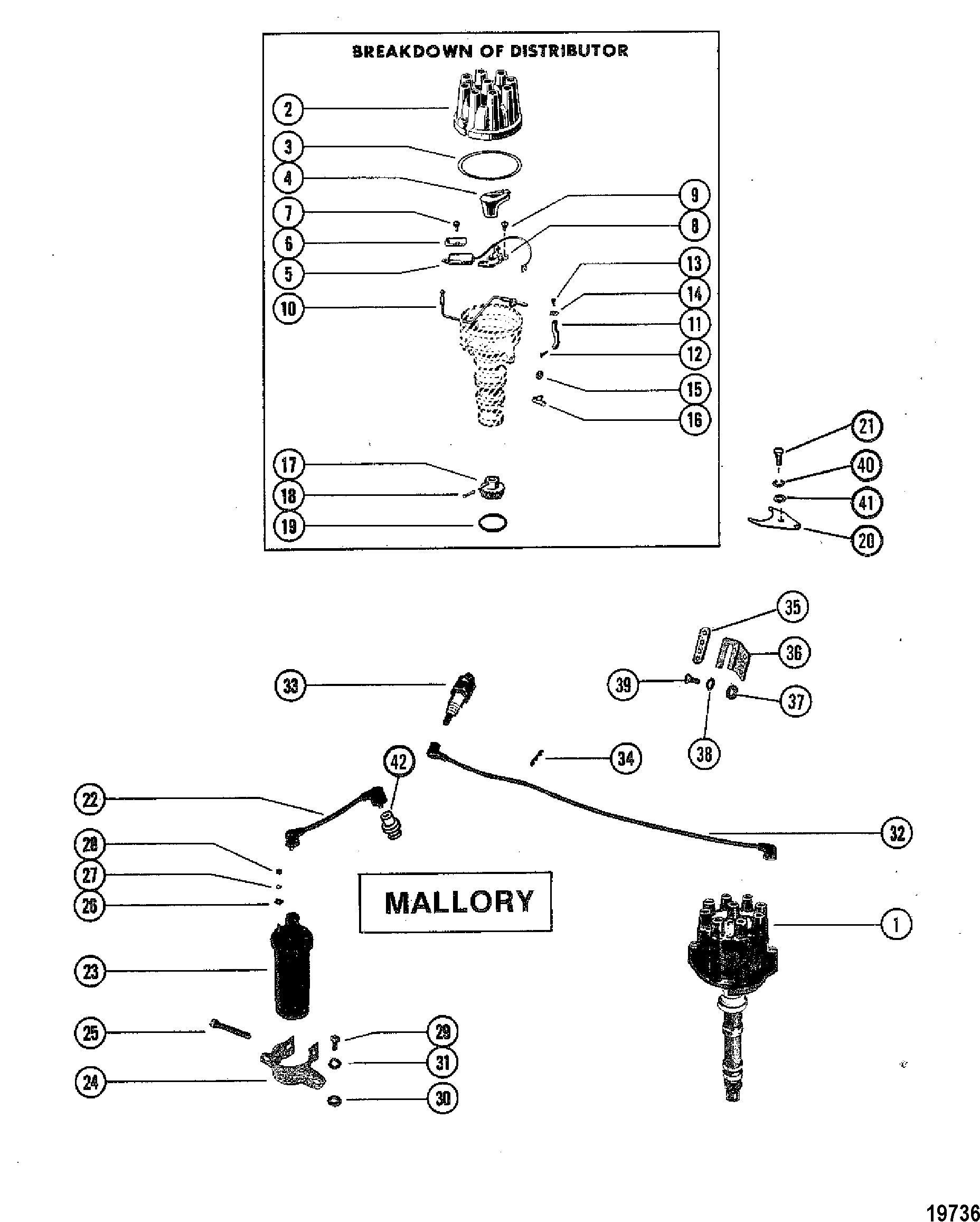 trouble shoot mallory firestorm 2a3 mallory hyfire ignition wiring diagram of trouble shoot mallory firestorm