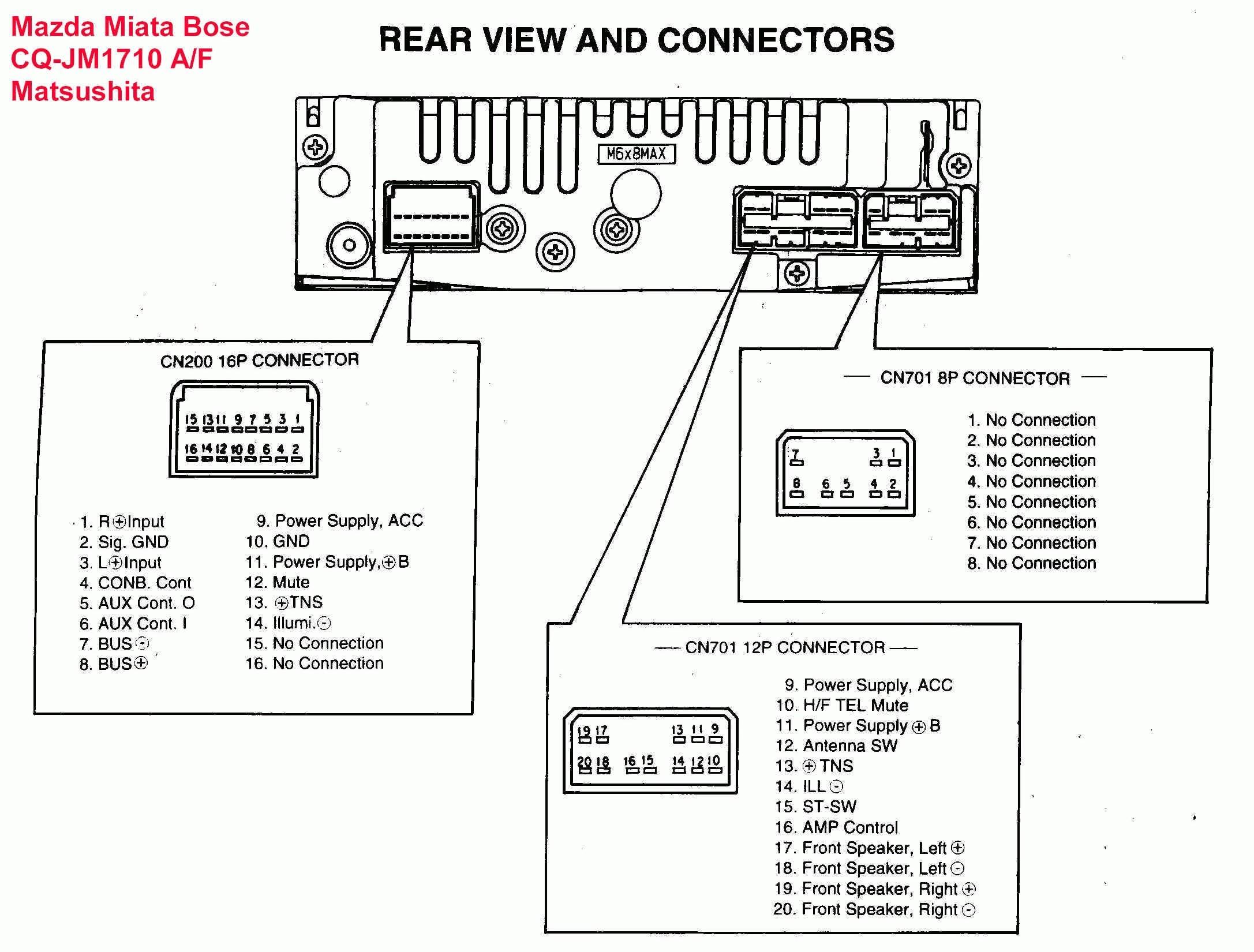 fujitsu ten pinout elegant toyota wiring diagram of fujitsu ten pinout