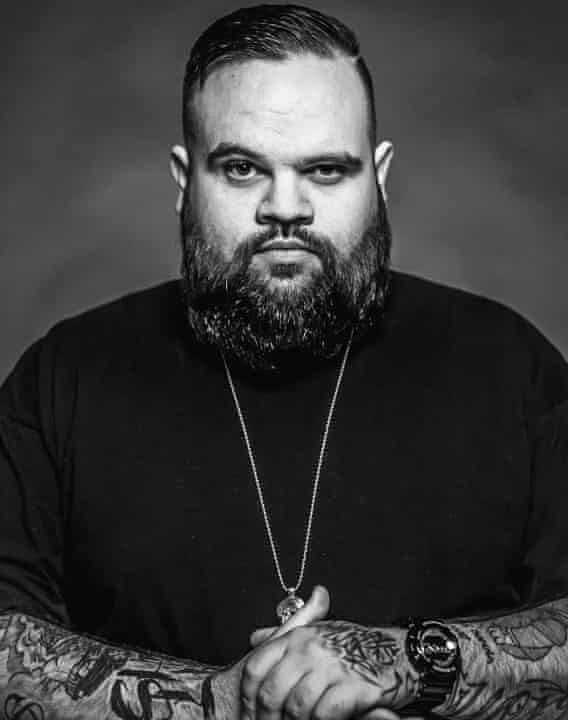 indigenous rapper adam briggs an introvert with an extroverts career