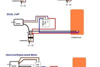 4 Wire Fan Motor Diagram Inspirational Need Help Replacing Hvac Condensor Fan Motor - 3 Wire Old to 4 ...