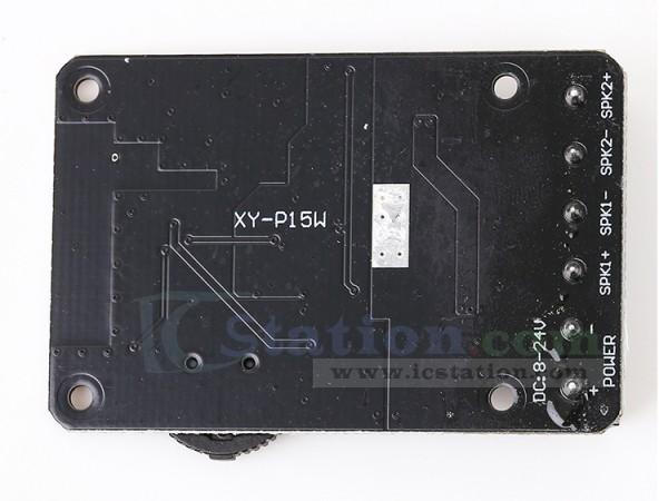 p15w stereo bluetooth power amplifier board bluetooth receiver module p