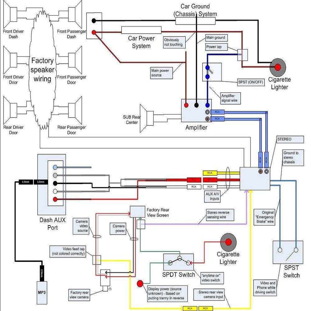 2007 tundra radio wiring diagram