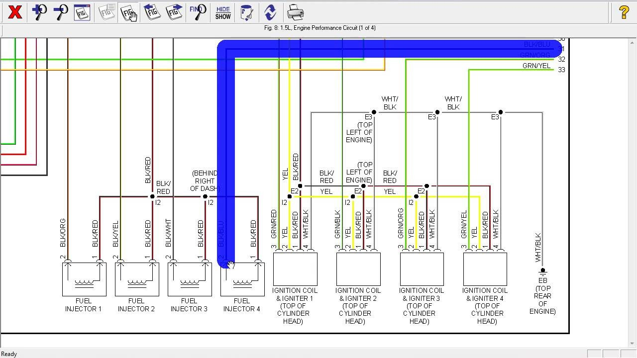 2001 toyota echo wiring diagram