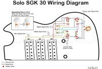Gibson 3 Pickup Wiring Diagram Inspirational solo Sg Style 3 Pickup Wiring Guide solo Guitars