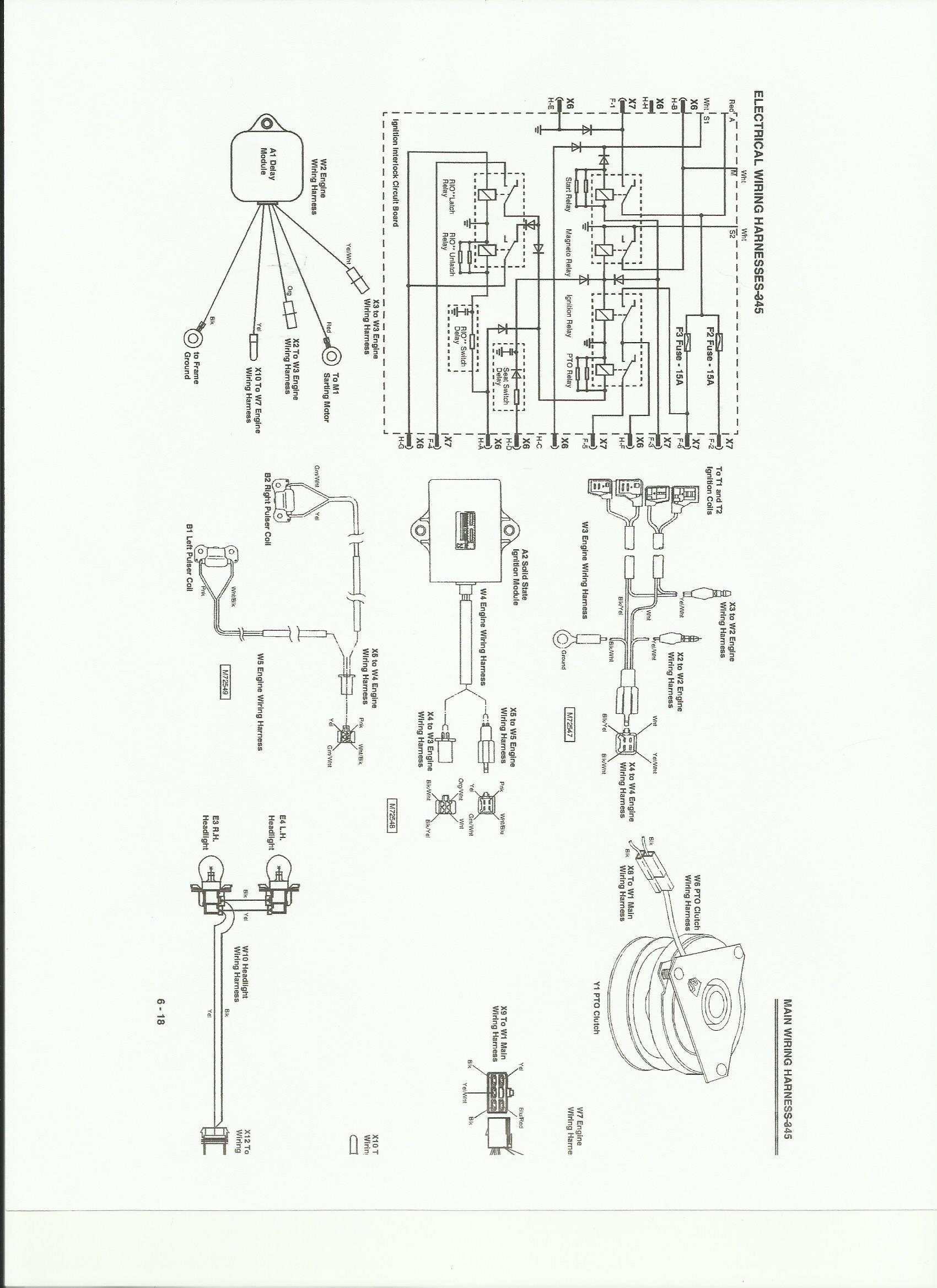 need a 345 wiring diagram pdf please